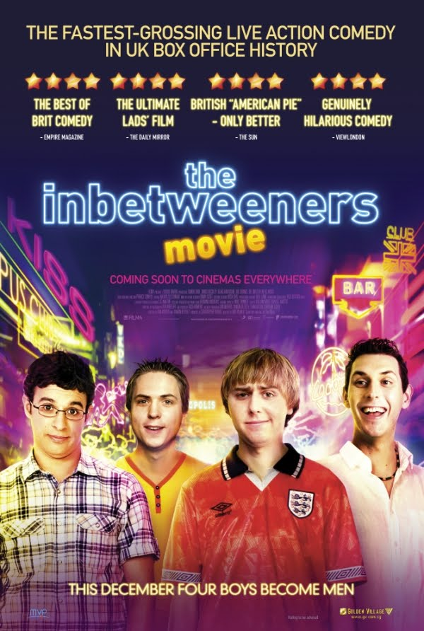 Inbetweeners Movie: UK Review