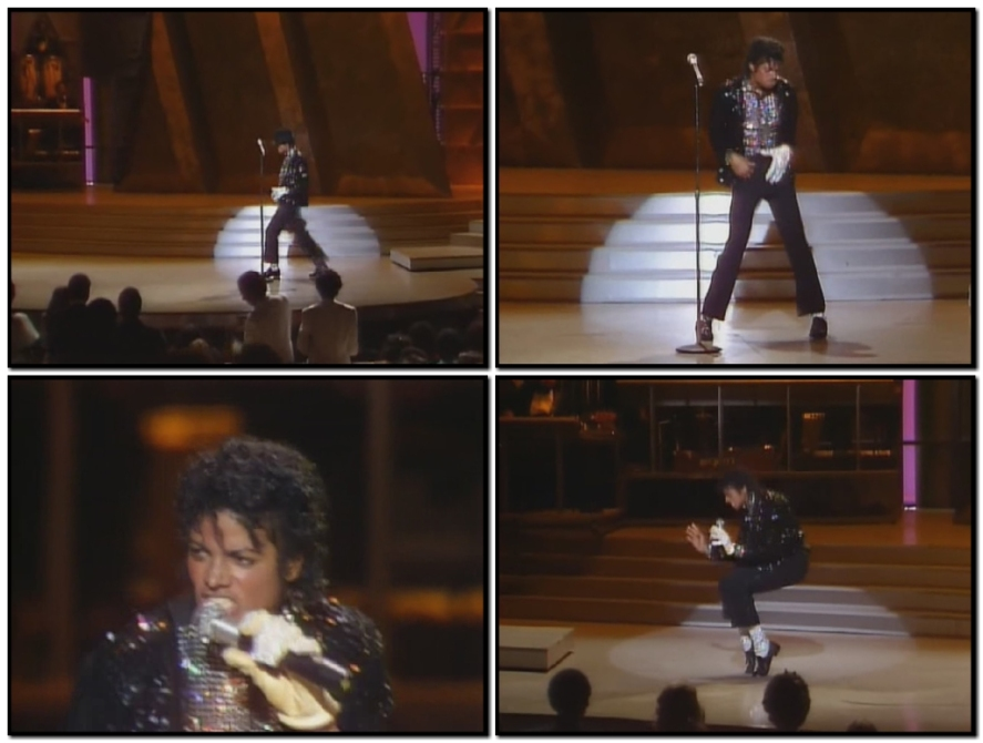 Billie Jean frame time line