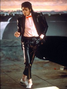 billie jean music video