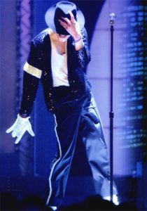 Billie Jean New York 2001