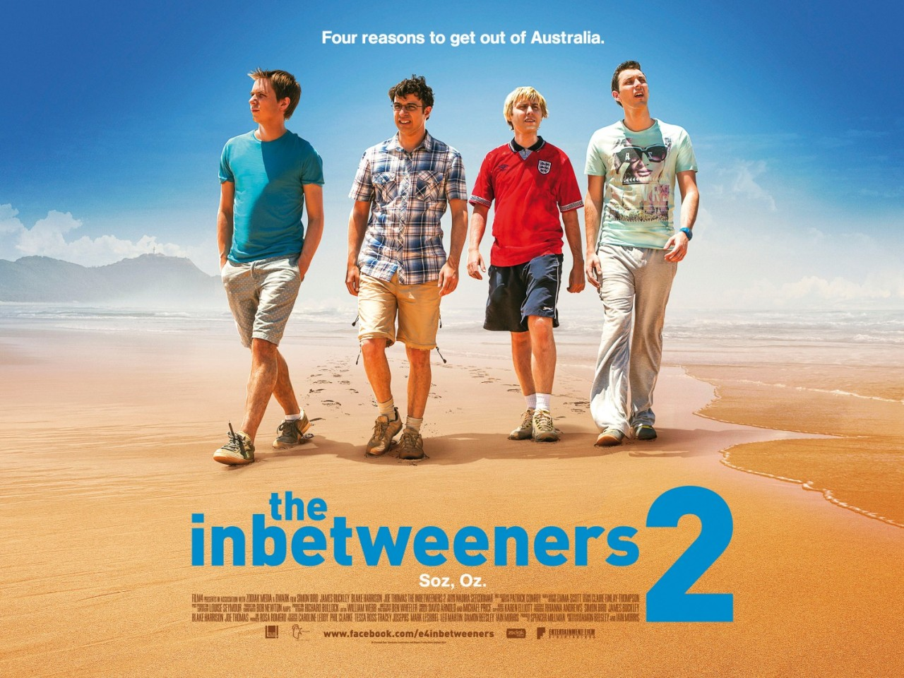 "What made British sitcom ""The Inbetweeners"" (E4, 2008) such a success?"