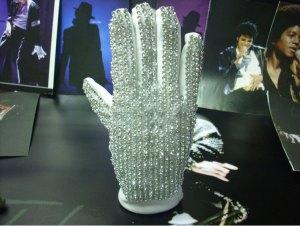 Rhinestone Glove Billie Jean - Michael Jackson