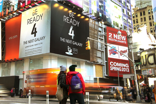 """Be ready '4' the next Galaxy: Samsung """"unpacked"""" launch event in New York thisThursday"""