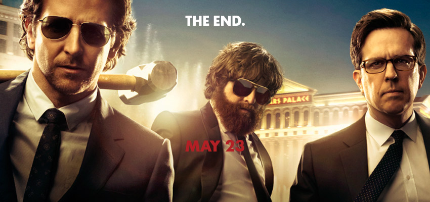 """How will """"The Hangover: Part III""""end?"""