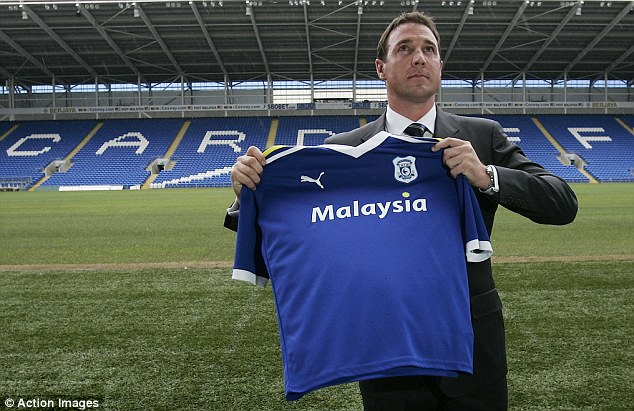 CCFC Manager Mackay