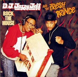 DJ Jazzy Jeff & The Fresh Prince - Rock The House (1987)
