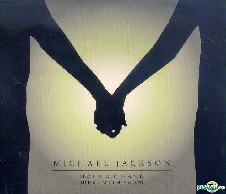 Hold My Hand (Single Cover, 2010)