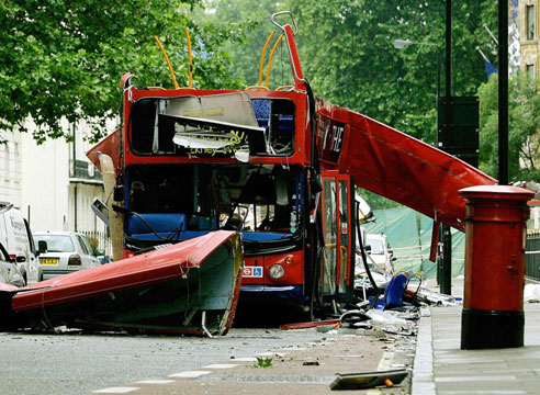London Bombings 7-7 (2005)