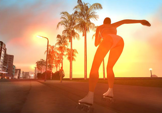 Vice City Sunset