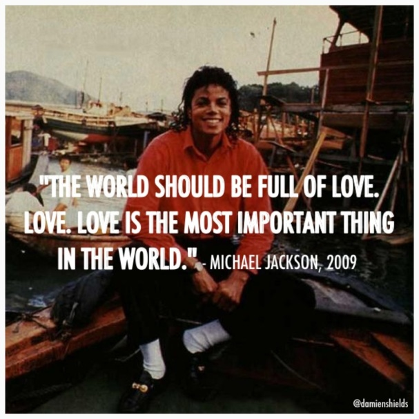 Love Is The Most Important Thing In The World