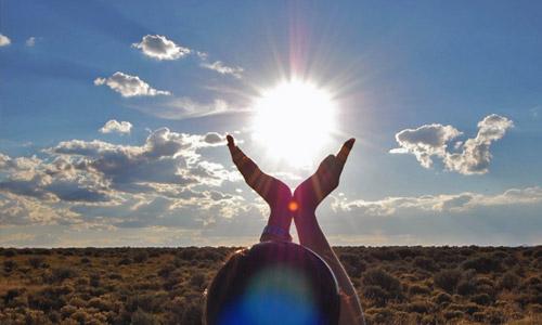 Sun Inspirational Photo