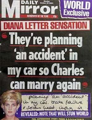 Diana Conspiracy