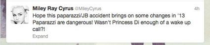 miley-cyrus-tweets-justin-bieber