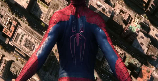 Amazing Spider-Man 2 Trailer Shot