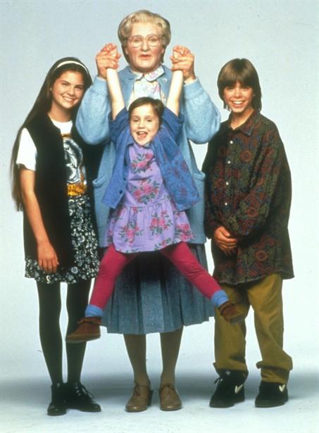 Mrs. Doubtfire & Family