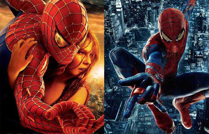 Spiderman Comparisons