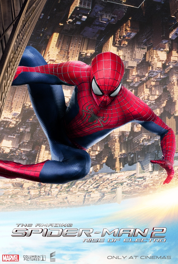 The Amazing Spider-Man 2 Promotional Poster